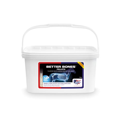 Better Bones Pellets 3,5kg (58 dawek)