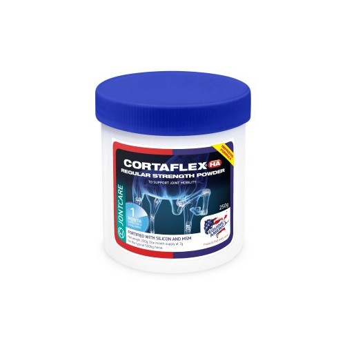 Cortaflex HA Regular Strength Powder 250g (zapas na 1 m-c)